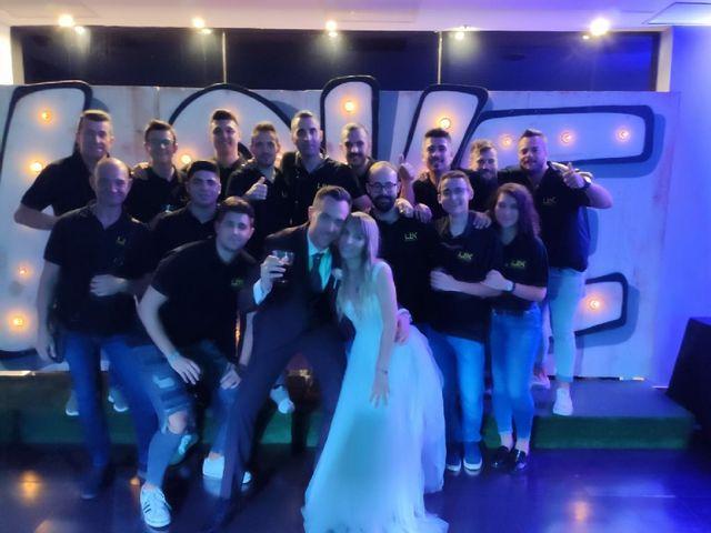 La boda de Erika y Jero en La/villajoyosa Vila Joiosa, Alicante 3