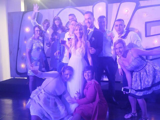 La boda de Erika y Jero en La/villajoyosa Vila Joiosa, Alicante 6