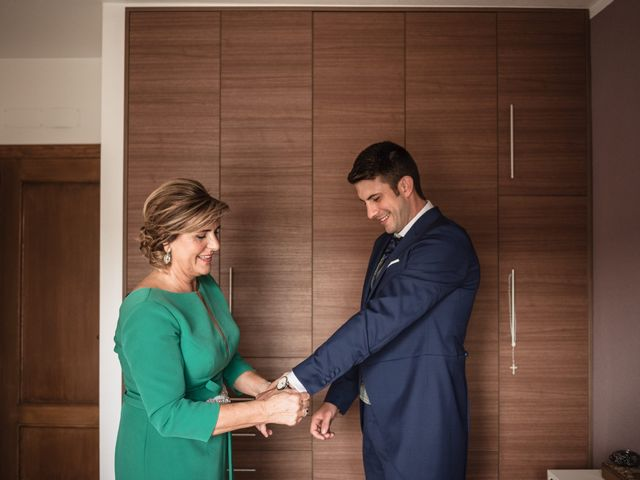 La boda de Daniel y Carmen en Murcia, Murcia 7