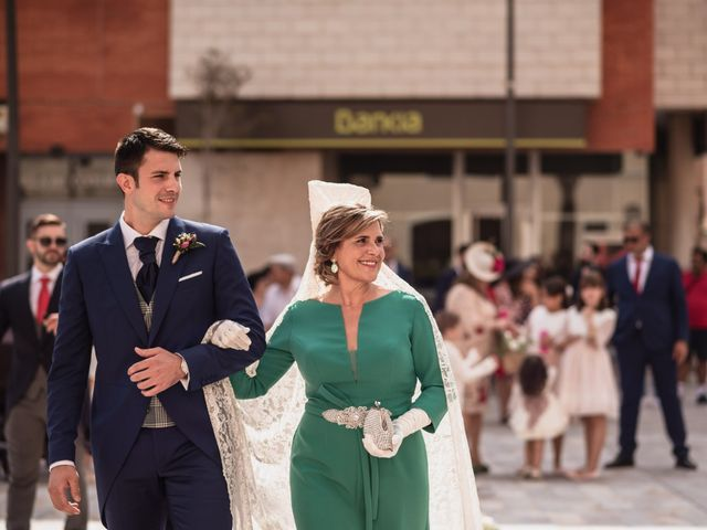 La boda de Daniel y Carmen en Murcia, Murcia 25