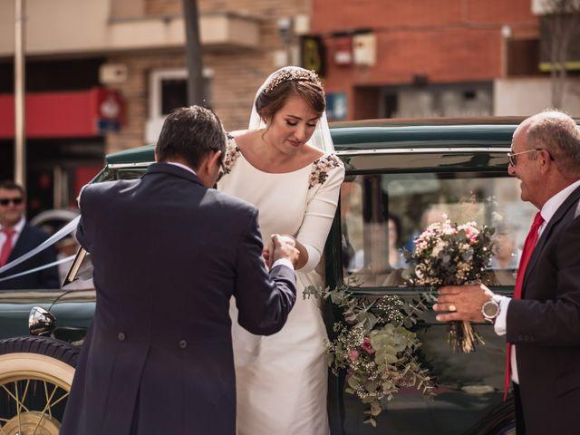 La boda de Daniel y Carmen en Murcia, Murcia 27