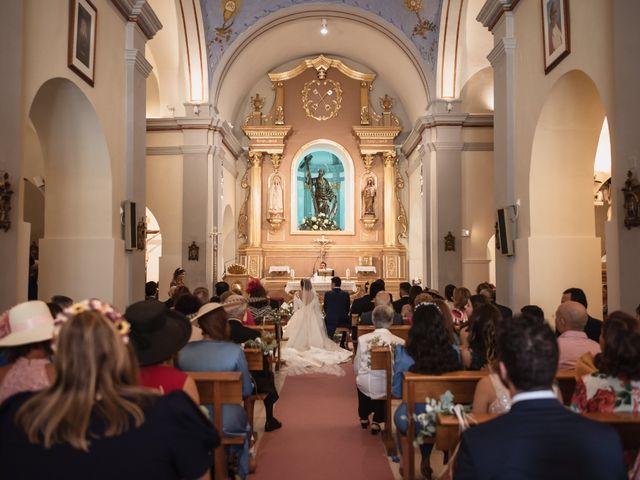 La boda de Daniel y Carmen en Murcia, Murcia 31