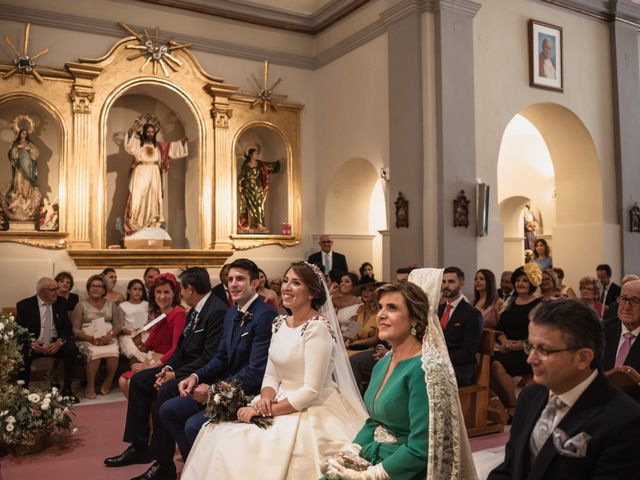 La boda de Daniel y Carmen en Murcia, Murcia 34