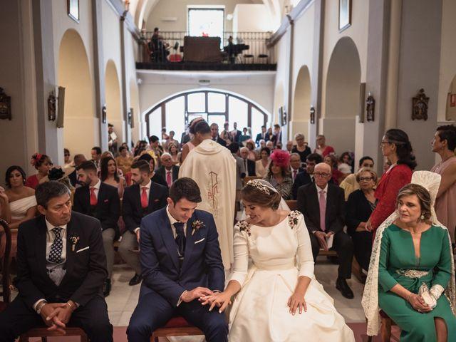 La boda de Daniel y Carmen en Murcia, Murcia 40