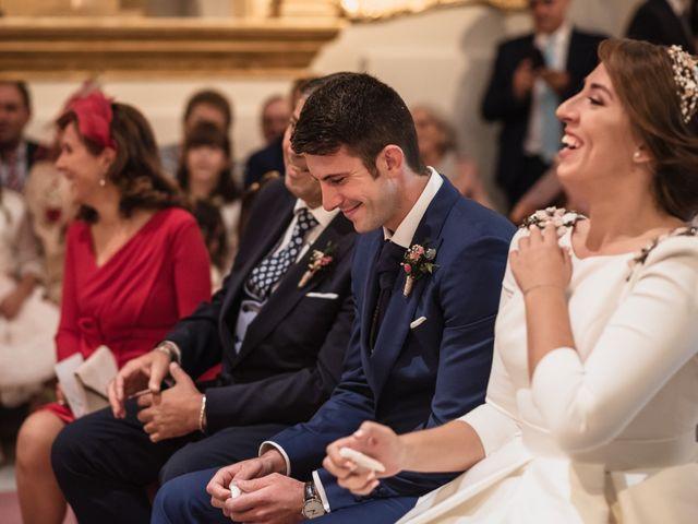 La boda de Daniel y Carmen en Murcia, Murcia 41