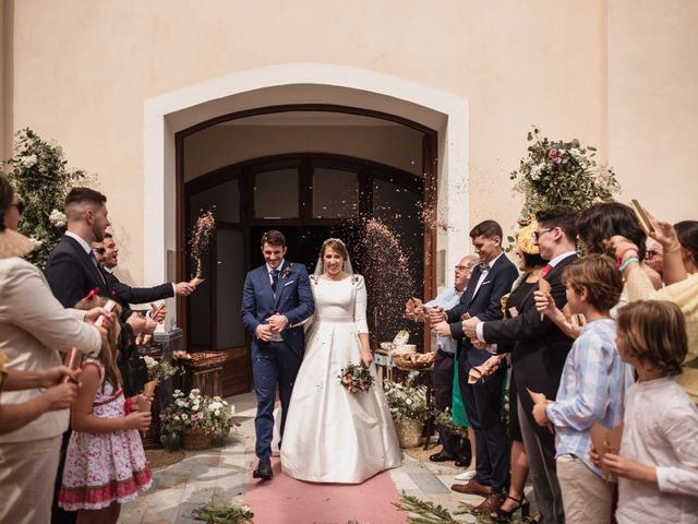 La boda de Daniel y Carmen en Murcia, Murcia 42