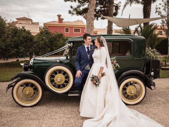 La boda de Daniel y Carmen en Murcia, Murcia 2