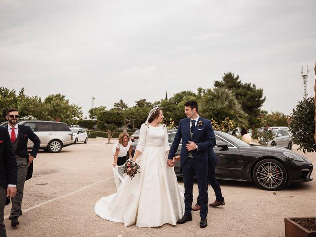 La boda de Daniel y Carmen en Murcia, Murcia 45