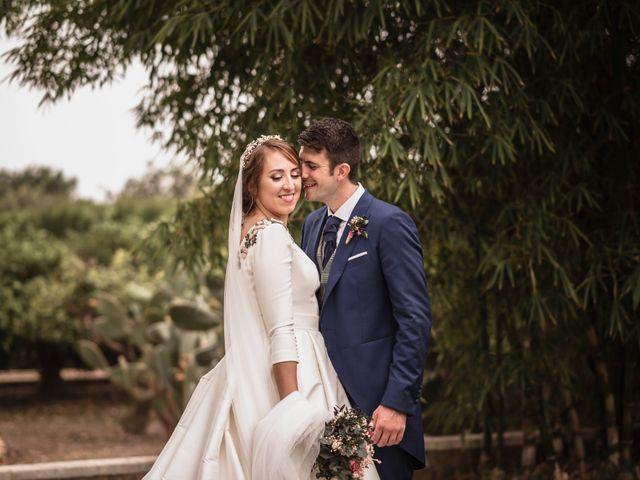 La boda de Carmen y Daniel