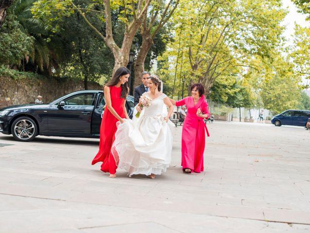 La boda de Unai y Garazi en Loiu, Vizcaya 8