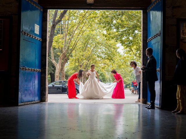 La boda de Unai y Garazi en Loiu, Vizcaya 9