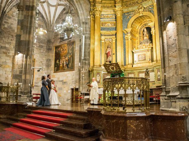 La boda de Unai y Garazi en Loiu, Vizcaya 12