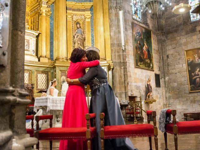 La boda de Unai y Garazi en Loiu, Vizcaya 14