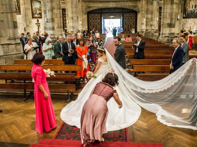 La boda de Unai y Garazi en Loiu, Vizcaya 16