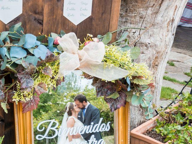 La boda de Unai y Garazi en Loiu, Vizcaya 27