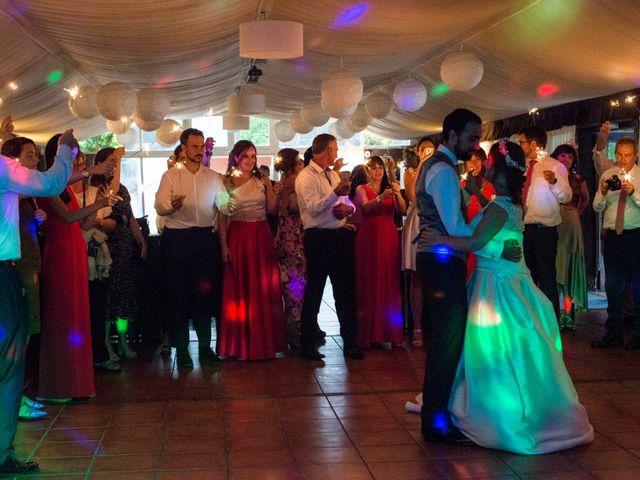La boda de Unai y Garazi en Loiu, Vizcaya 30