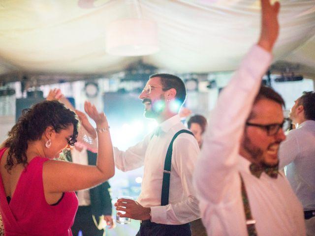 La boda de Unai y Garazi en Loiu, Vizcaya 33
