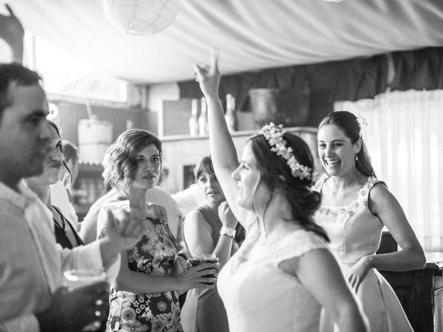 La boda de Unai y Garazi en Loiu, Vizcaya 34