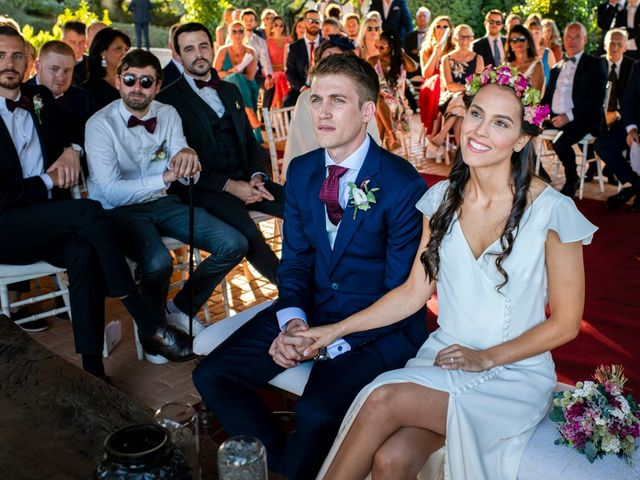 La boda de Elena y Julien en Toledo, Toledo 21