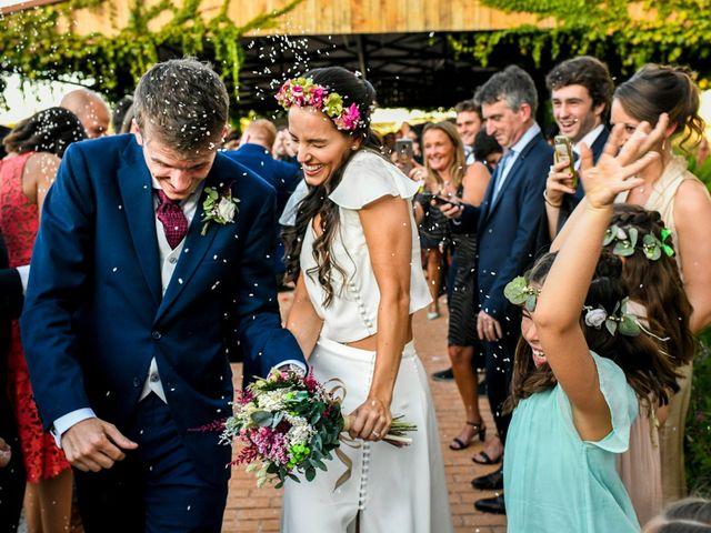 La boda de Julien y Elena