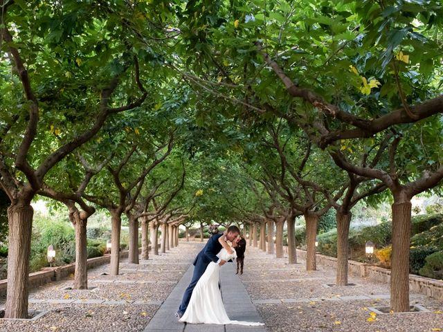La boda de Elena y Julien en Toledo, Toledo 30