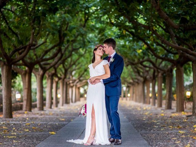 La boda de Elena y Julien en Toledo, Toledo 31