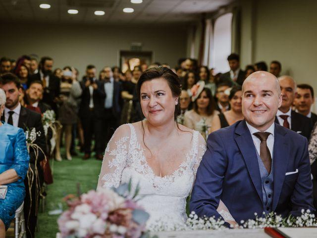La boda de Miguel y Silvia en Madrid, Madrid 59