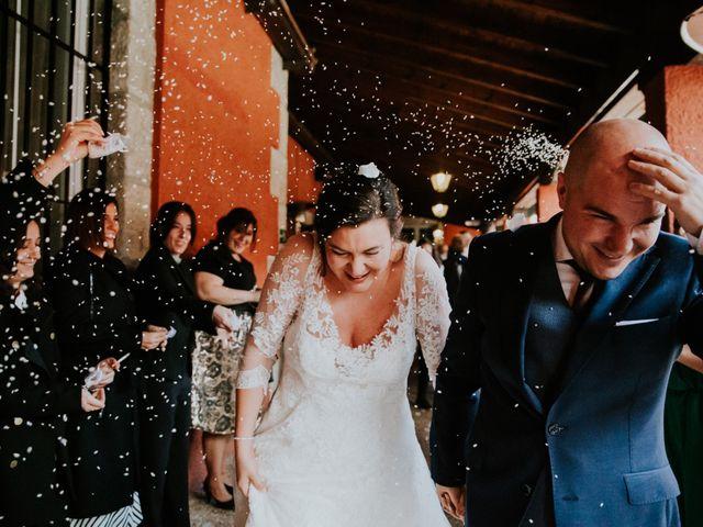 La boda de Miguel y Silvia en Madrid, Madrid 61