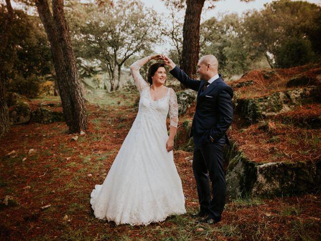 La boda de Miguel y Silvia en Madrid, Madrid 65