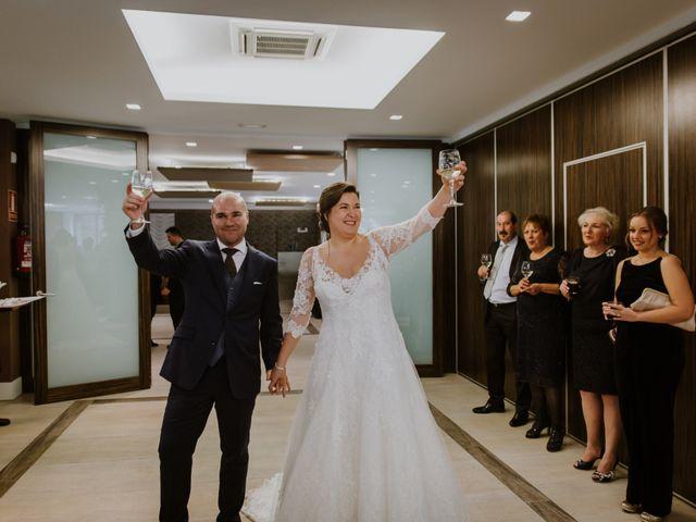 La boda de Miguel y Silvia en Madrid, Madrid 71