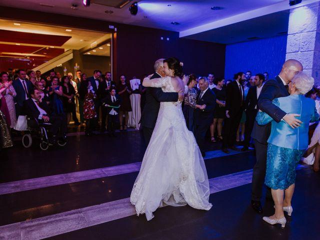 La boda de Miguel y Silvia en Madrid, Madrid 83