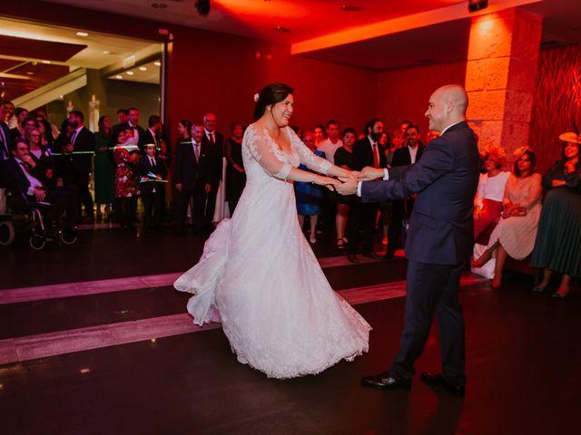 La boda de Miguel y Silvia en Madrid, Madrid 91