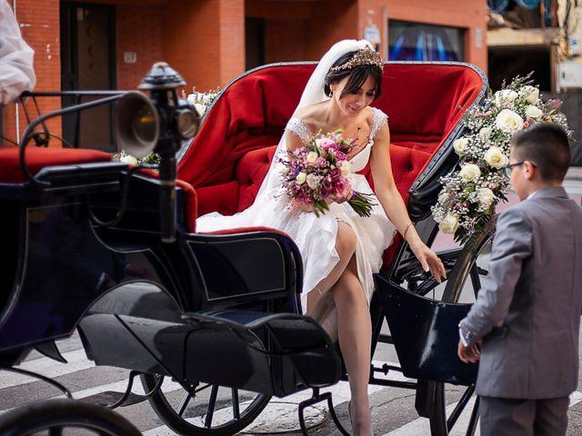 La boda de Iván y Sonia en Puente Tocinos, Murcia 41