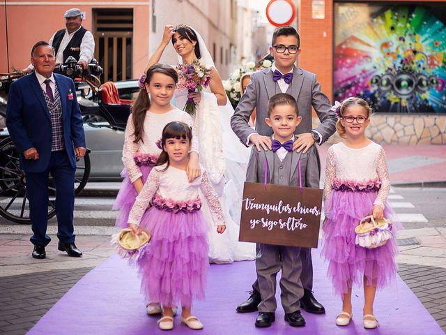 La boda de Iván y Sonia en Puente Tocinos, Murcia 42