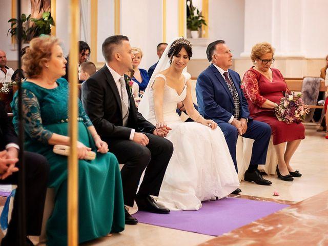 La boda de Iván y Sonia en Puente Tocinos, Murcia 43