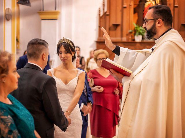 La boda de Iván y Sonia en Puente Tocinos, Murcia 45