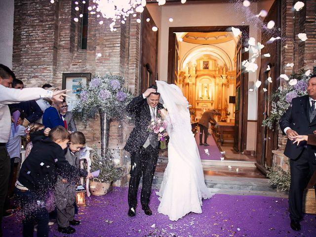 La boda de Iván y Sonia en Puente Tocinos, Murcia 46