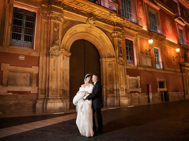 La boda de Iván y Sonia en Puente Tocinos, Murcia 48