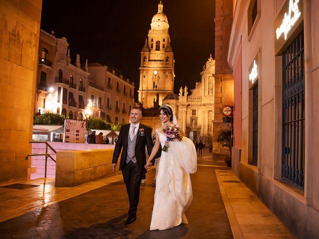 La boda de Iván y Sonia en Puente Tocinos, Murcia 49