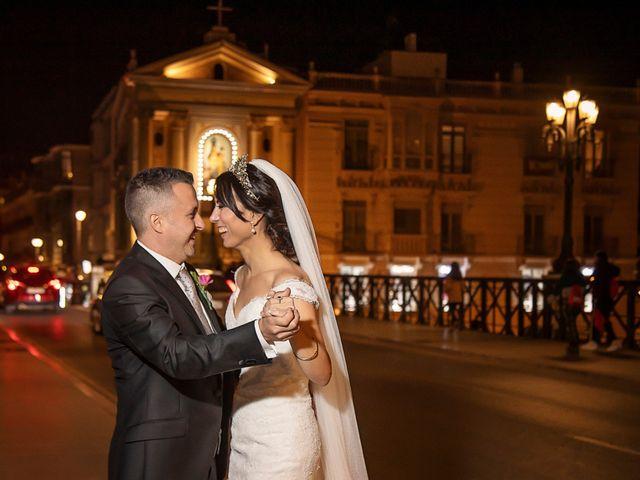La boda de Iván y Sonia en Puente Tocinos, Murcia 52