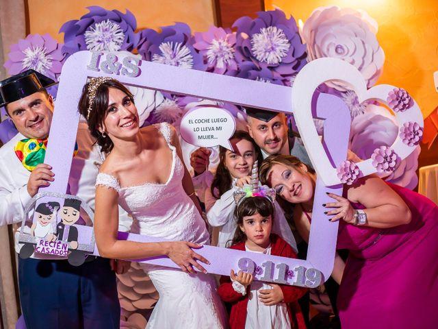 La boda de Iván y Sonia en Puente Tocinos, Murcia 62