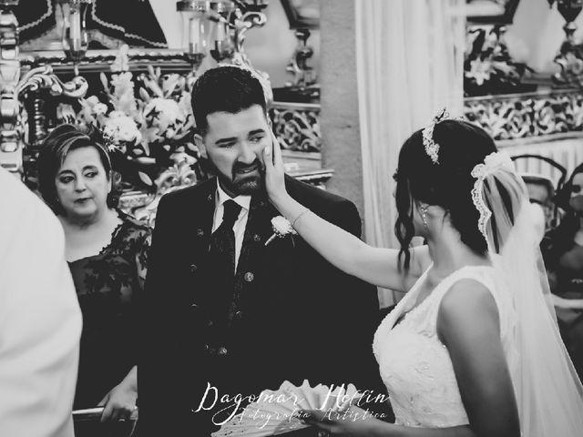 La boda de David y Victoria en Ontur, Albacete 1