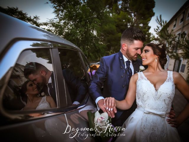 La boda de David y Victoria en Ontur, Albacete 2