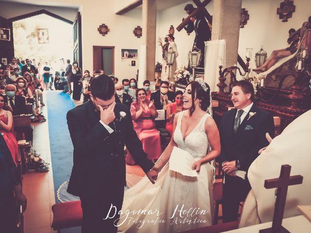 La boda de David y Victoria en Ontur, Albacete 3