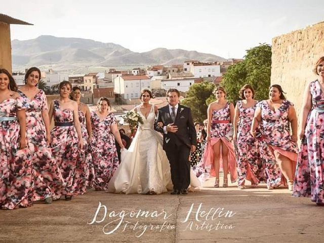 La boda de David y Victoria en Ontur, Albacete 9
