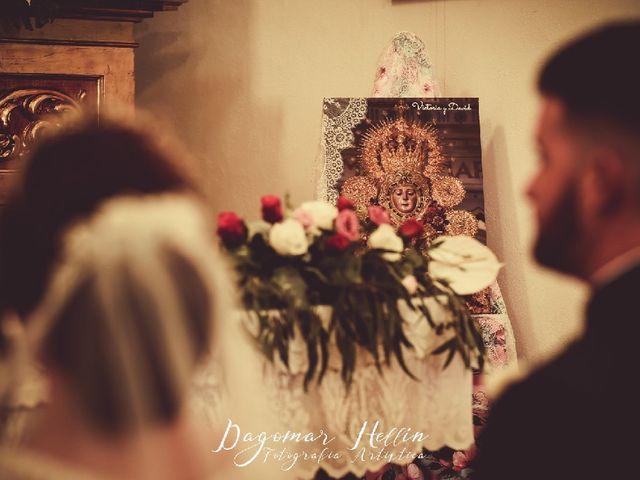 La boda de David y Victoria en Ontur, Albacete 11