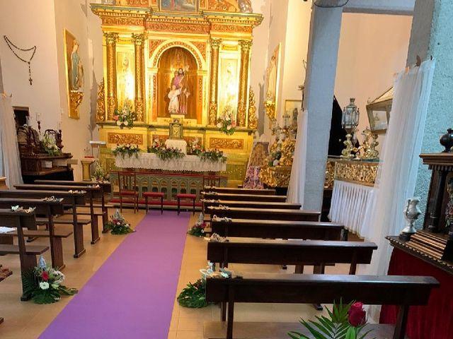 La boda de David y Victoria en Ontur, Albacete 15