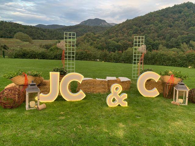 La boda de Carolina y Joan Carles en Rupit, Barcelona 1
