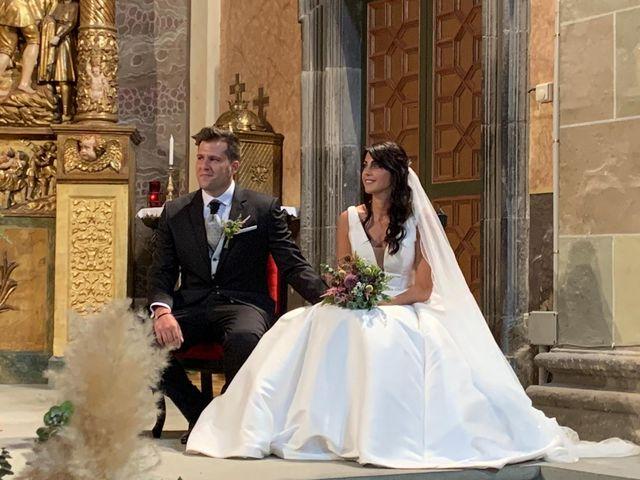 La boda de Carolina y Joan Carles en Rupit, Barcelona 7