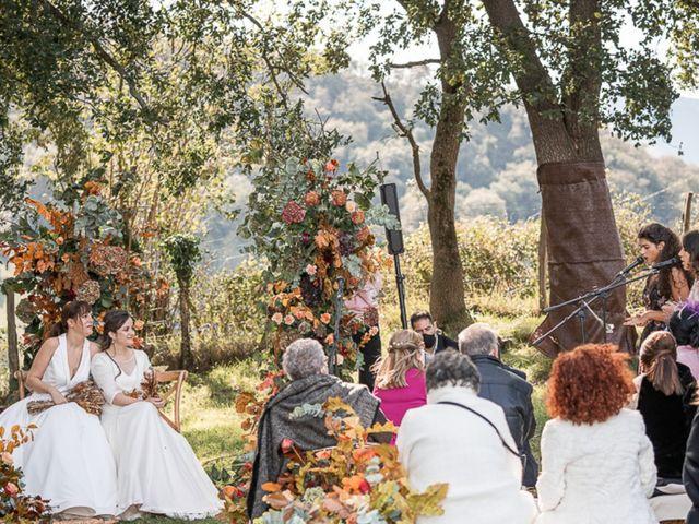 La boda de Paula y Marta en Quejana, Álava 10